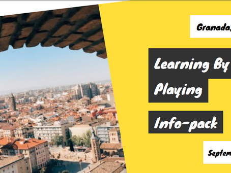 """Call for Participants! Youth Exchange """"Learning By Playing"""" in Granada, Spain"""