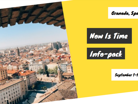 """Call for Participants! Youth Exchange """"Now is Time"""" in Granada, Spain"""