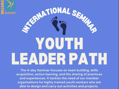 "International Seminar ""Youth Leader Path"""