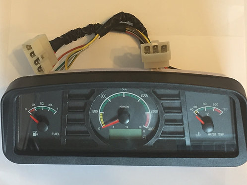 Combined Instrument panel