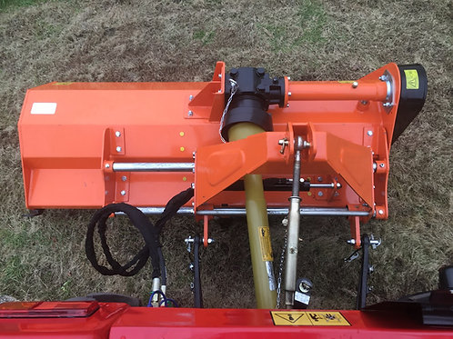Flail Mower with Hydraulic Shift 1.45m - 1.65m
