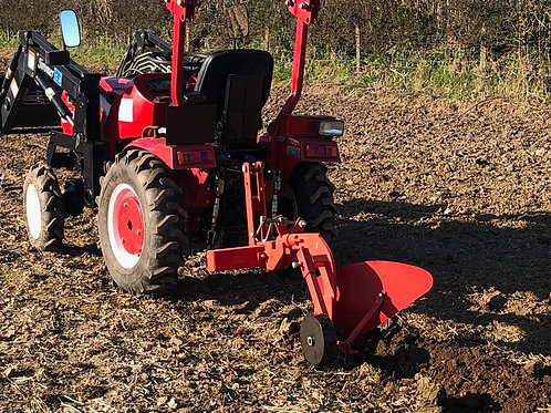 Single Furrow Plough 12""
