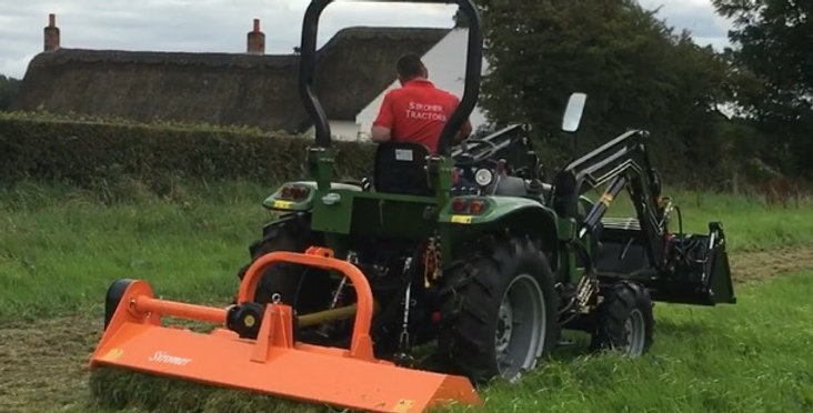 Tractor Flail Mower