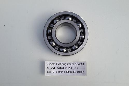Bearing 6309