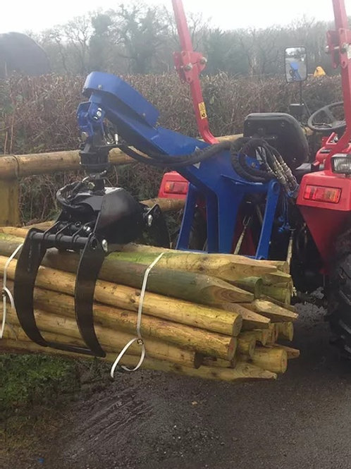Log Grapple