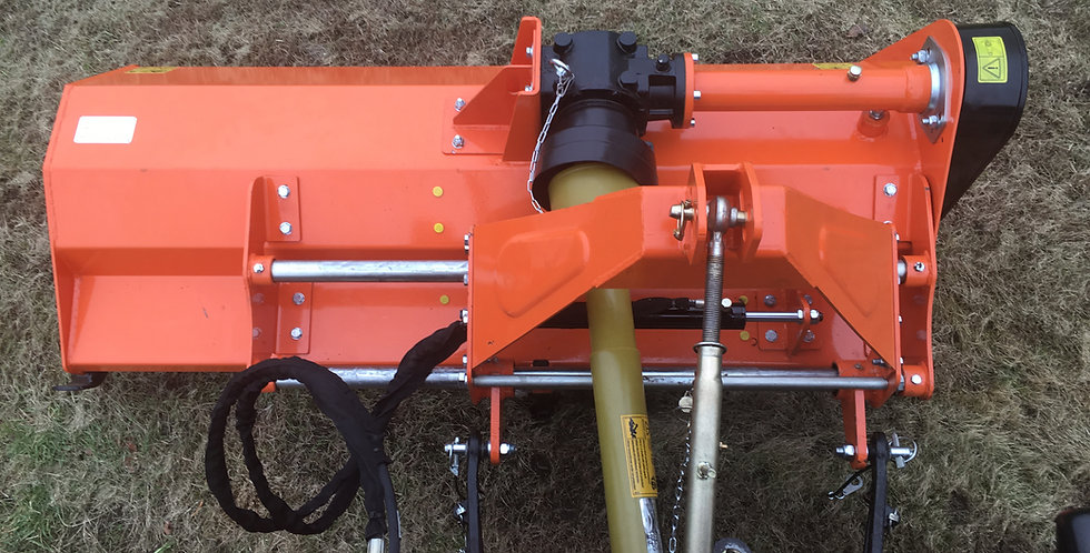 Flail Mower Hydraulic Shift