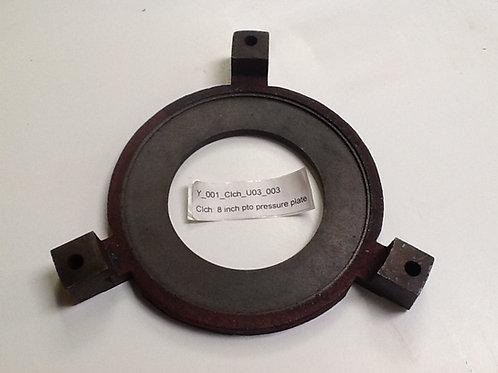 8 inch pto pressure plate
