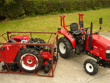 Siromer Tractors, well worth the effort!