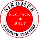 DEFINING ASPECTS-FLATPACK TRACTOR
