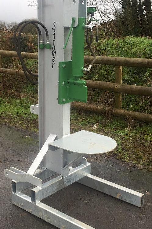Log Splitter 25 ton push
