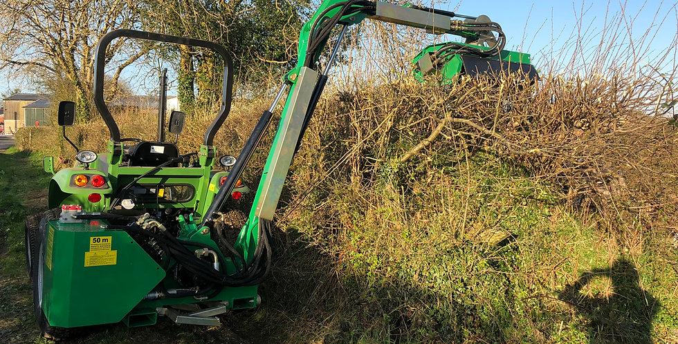 Flail Hedge Trimmer 3.7m vertical reach