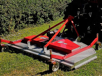 Siromer Finishing Mower