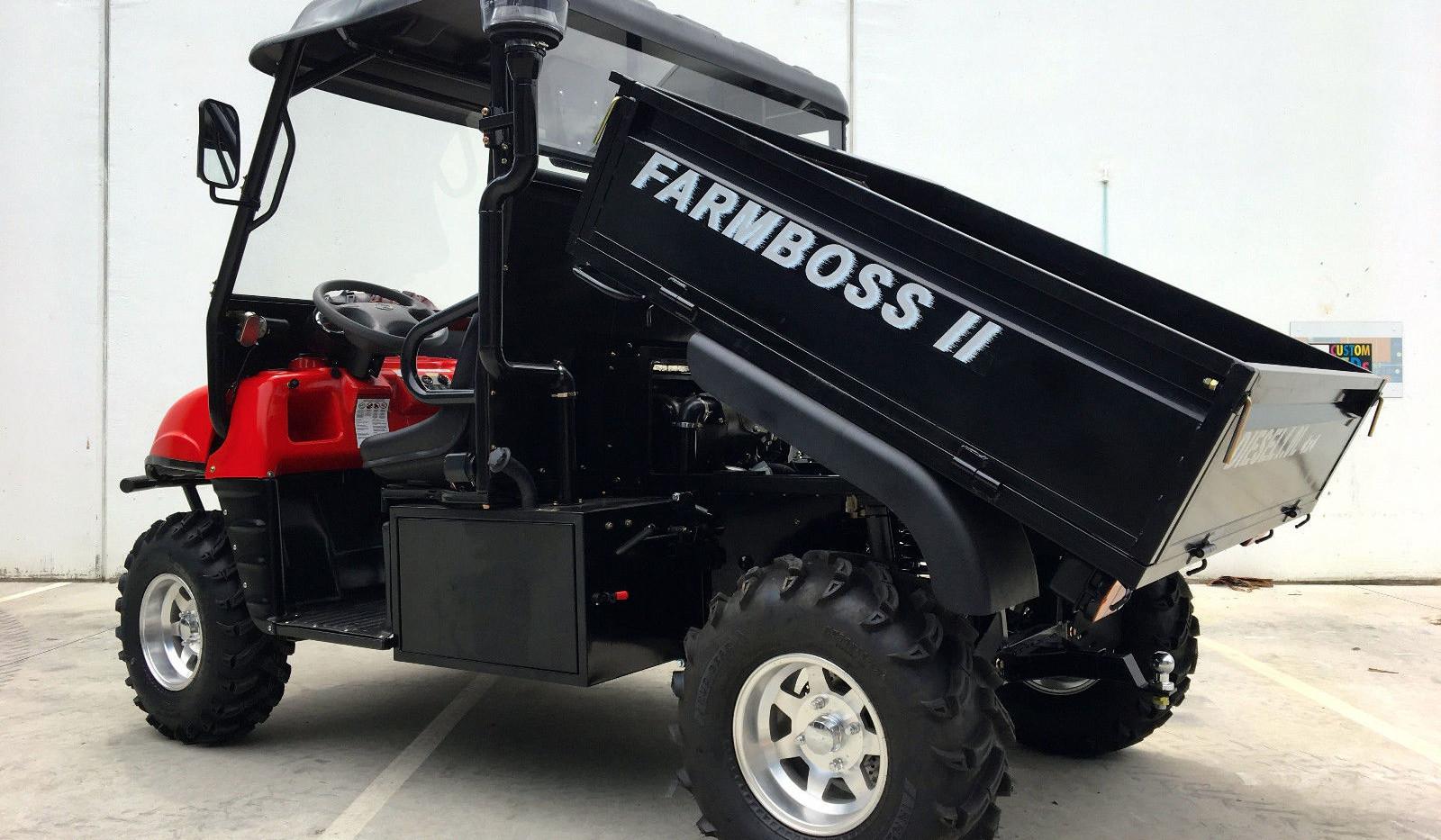 FarmBoss UTV