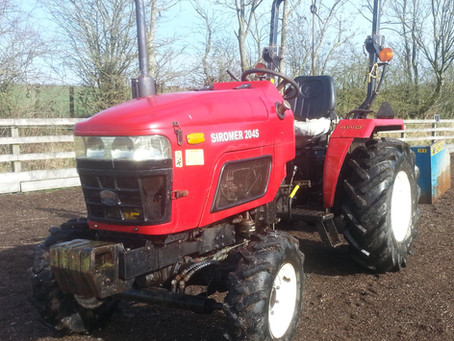Siromer Tractor Review