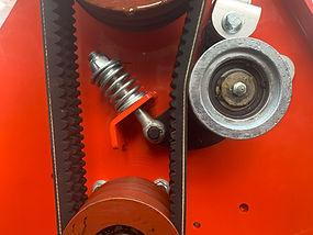 automatic belt tensioner