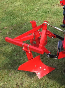 Single furrow plough 10 inch