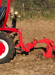 single furrow plough 12 inch