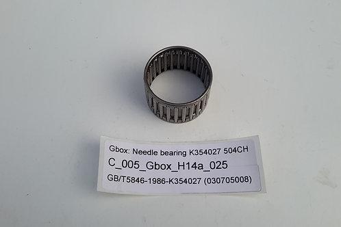 Needle bearing K354027