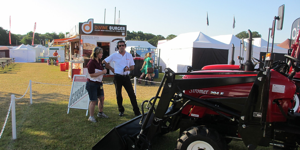 THE ELLINGHAM & RINGWOOD AGRICULTURAL SHOW