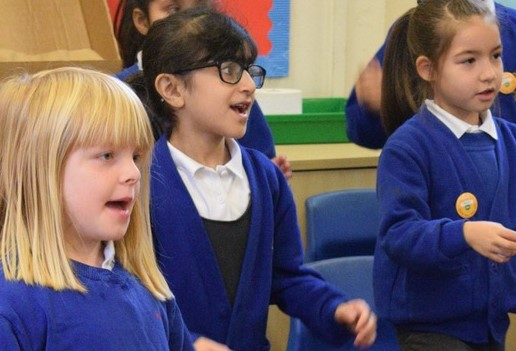 Y2 Singing Girls