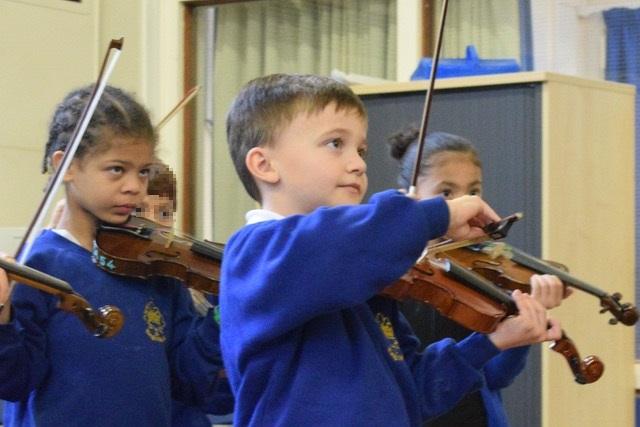 boys violin