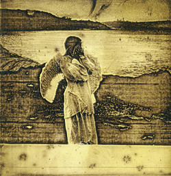 Lily Angel etching002