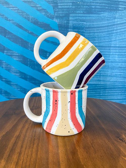 """Creativity takes Courage"" Mug"
