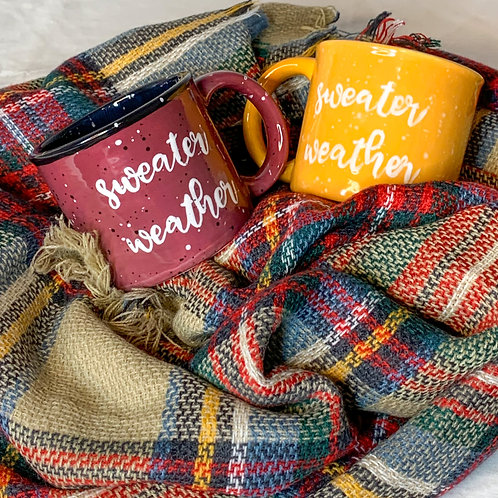 Sweater Weather Mug Kit