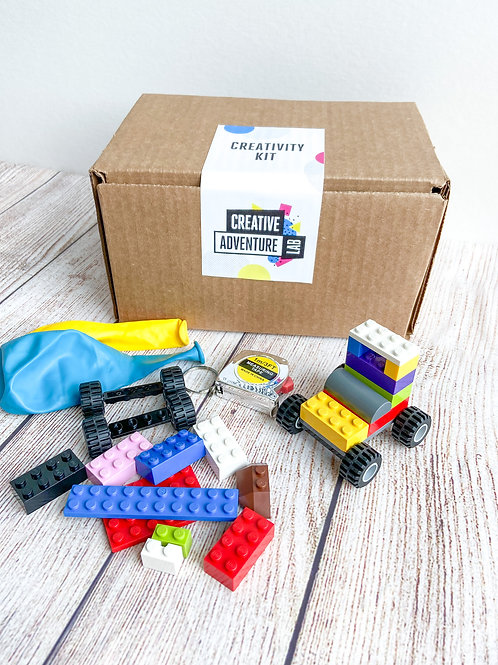 Little Engineer Balloon Car Kit