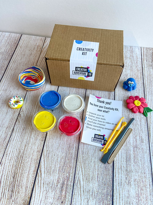 Little Artist Sculpture Kit