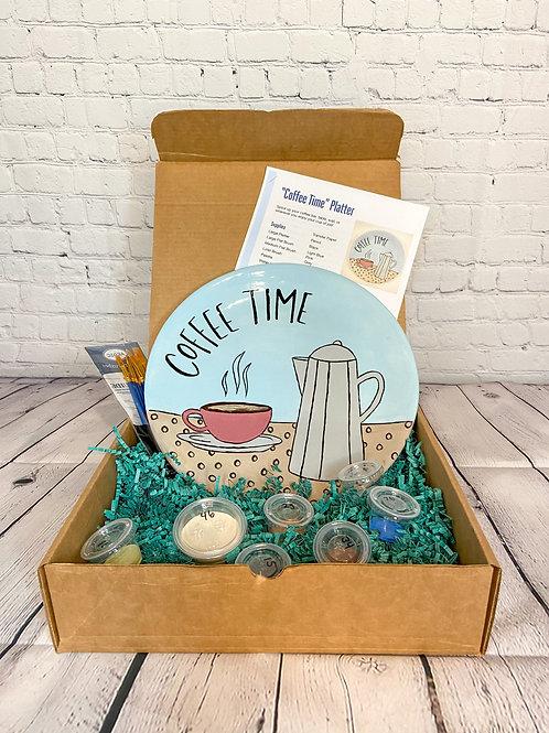 Coffee Time Platter Kit