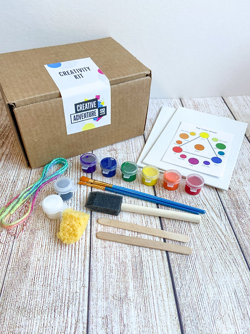 Little Artist Painting Kit