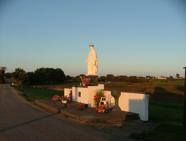 Statue on the Causeway