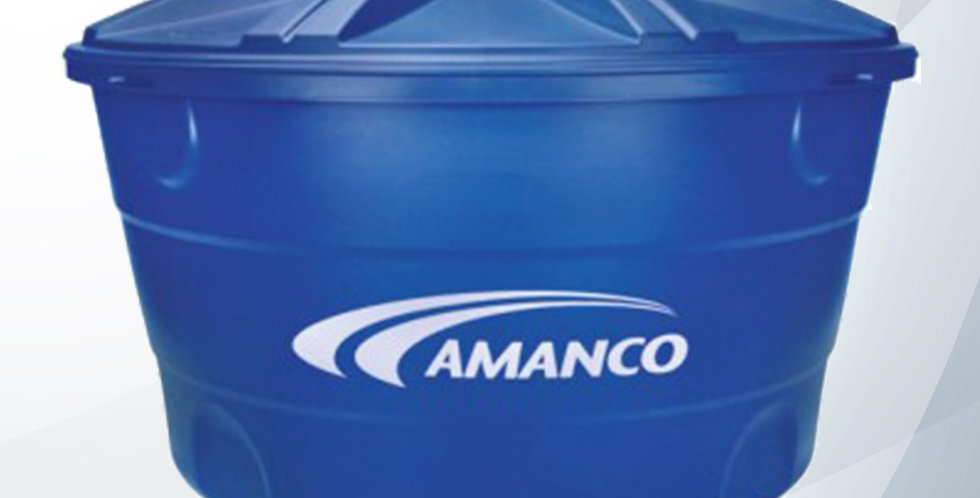 Caixa D' Água 1.000L Polietileno - Amanco
