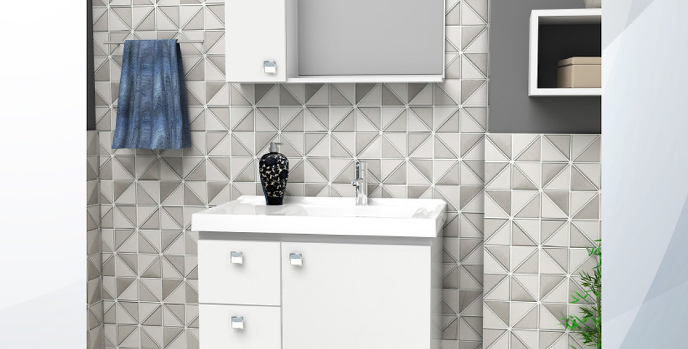 Conjunto Moara Banheiro 55cm - Cozimax
