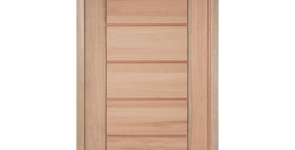 Porta Eucalipto Pivp 1.20m Passione 129 - Portas Reck