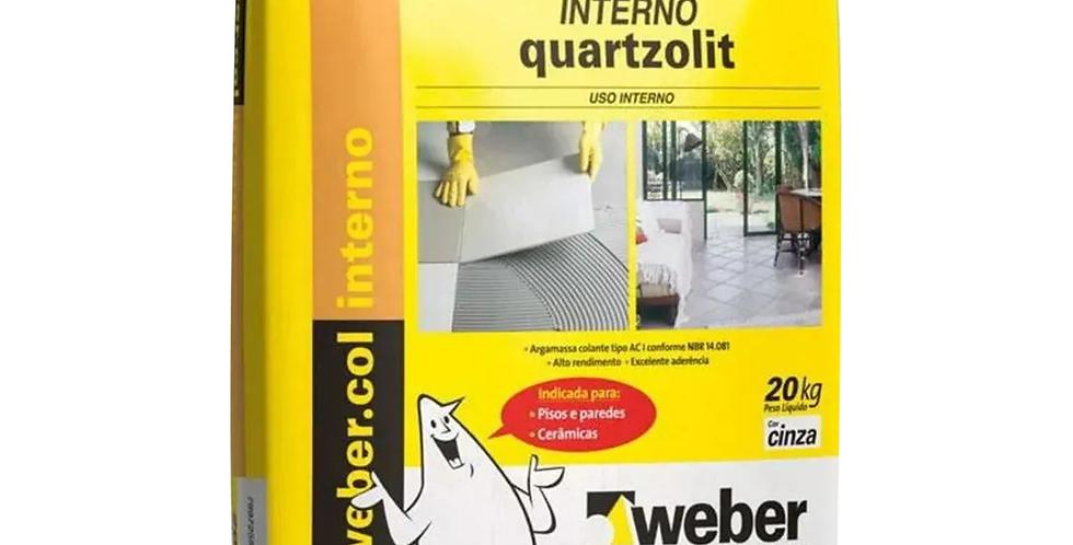 Argamassa ACI 20kg - Quartzolit