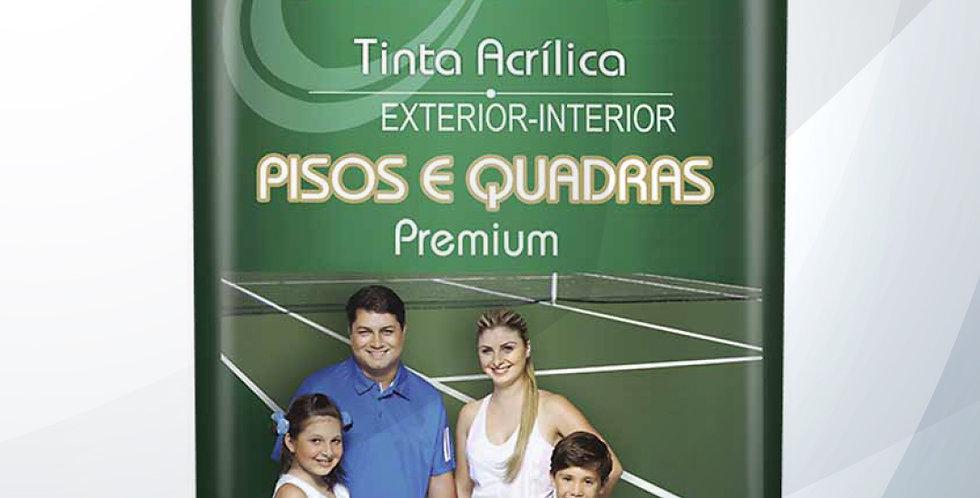 Tinta Piso 18L Premium - Ciacollor