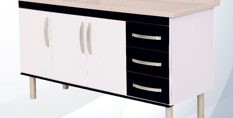 Gabinete Cozinha 1.50mt 540329 - A.J Rorato