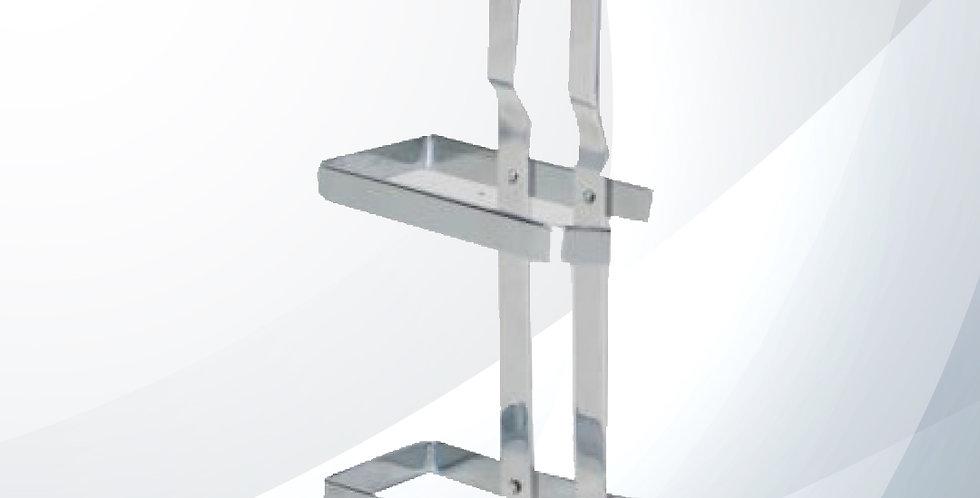 Porta Papel P/  Caixa Acoplada - MetalCromo