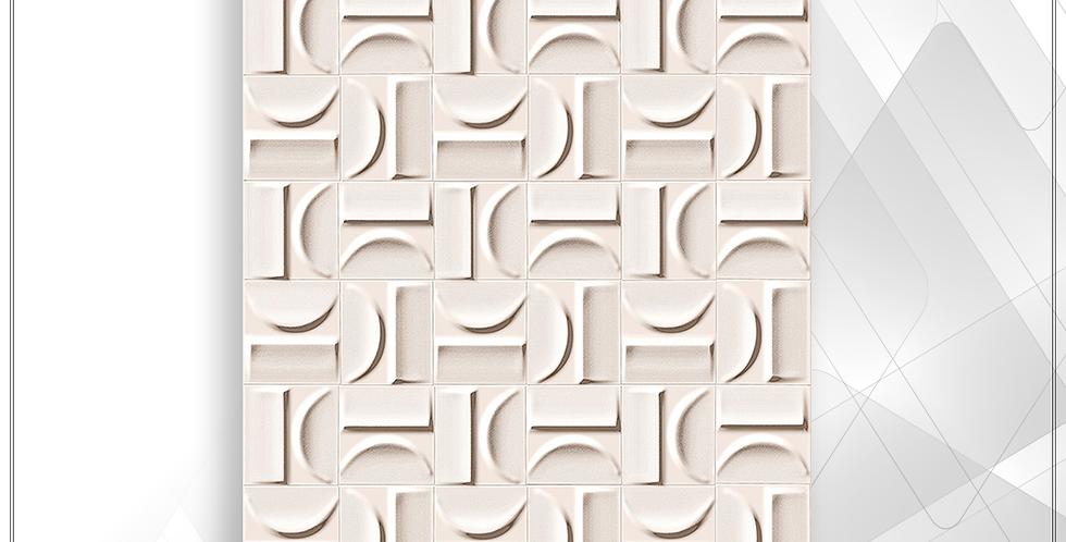 Revestimento Ceusa 43.7x63.1 Arcos Branco