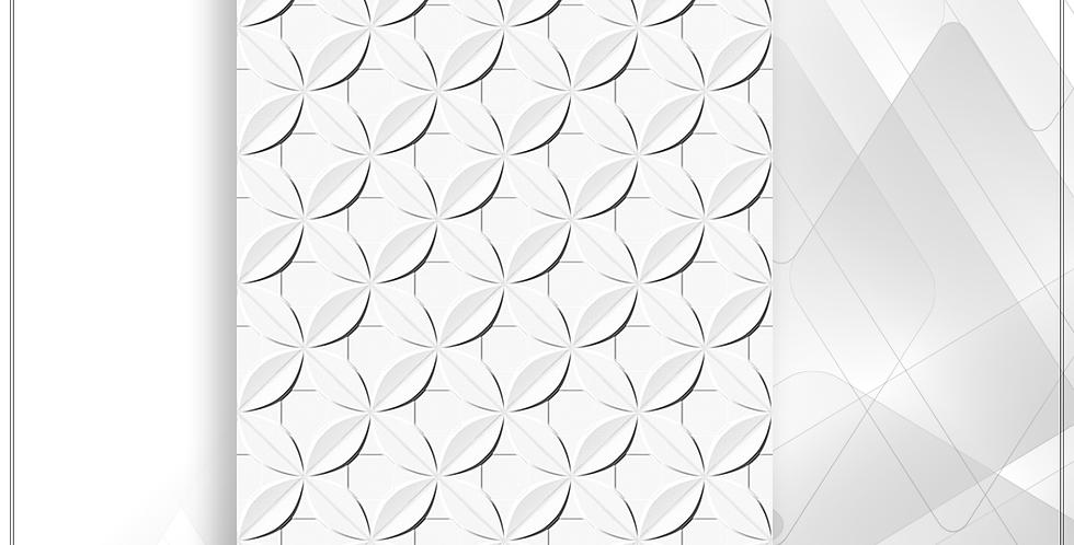 Revestimento Ceusa 43x63 Dalia Branco