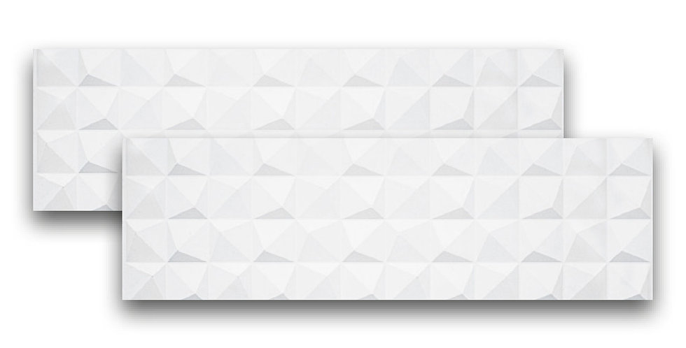Revestimento 90x90 Plier White - Roca