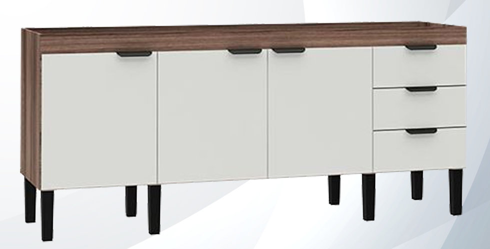 Gabinete de Madeira 1.50mt Flamingo - Cozimax