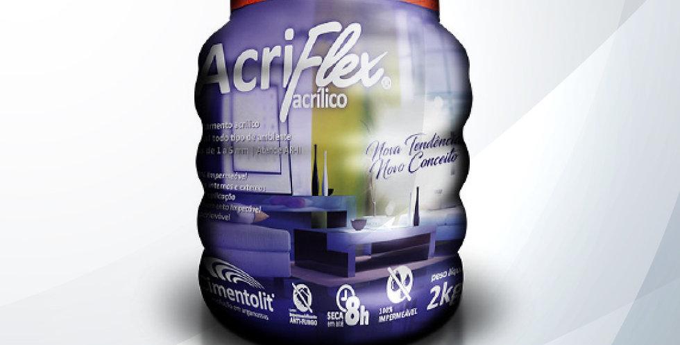 Rejunte Acriflex 2kg - Cimentolit