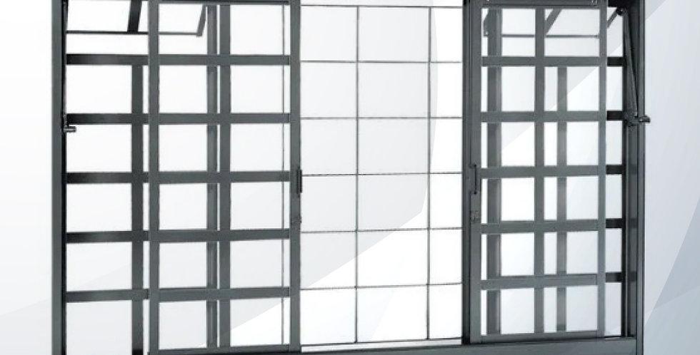 Vitro Belfort 100x150x120 Grade Quadrada - Sasazaki