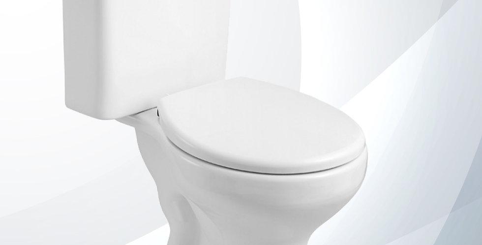 Bacia Saveiro Branca C/ Caixa Acoplada - Celite