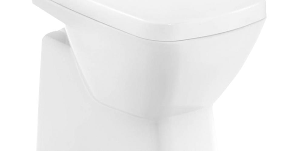 Bacia Sanitária Convencional Suite Branca - Incepa