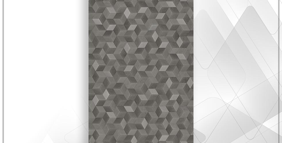 Porcelanato Damme 62x122 AGR Cube Silver
