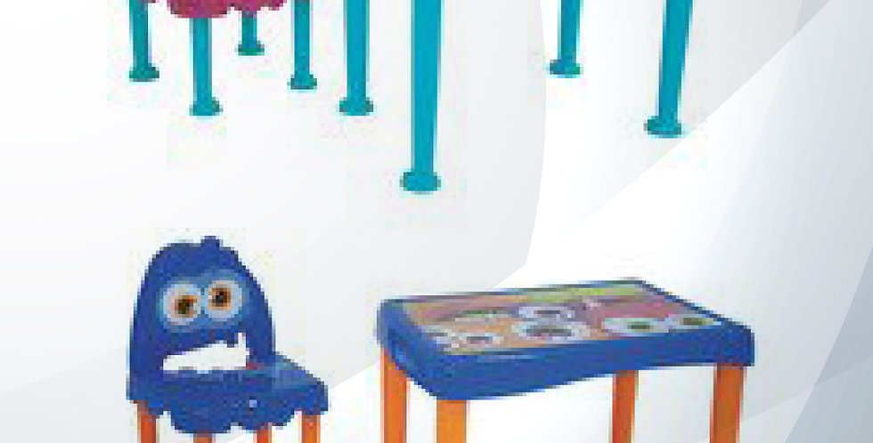 Mesa e Cadeira Monster - Tramontina